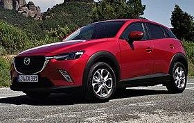 Mazda CX-3 - Wikipedia