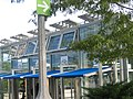 McDonald's Cycle Center Awning and Solar Panels.jpg