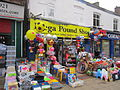 Mega Pound Shop, Eccles (1).JPG