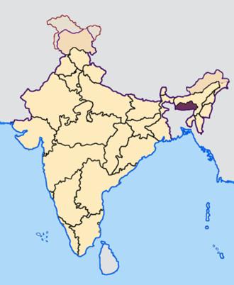 2013 elections in India - Meghalaya