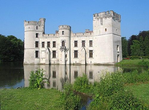 Bouchout Castle - Wikiwand