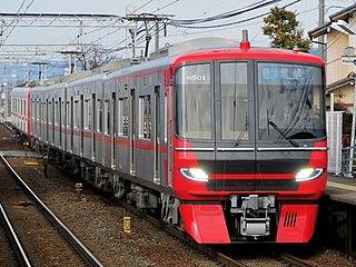 Meitetsu 9500 series Japanese train type