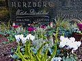 Melaten Grab Wilhelm Backhaus Oktober 2016 03.jpg
