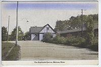 Melrose Highlands station postcard.jpg