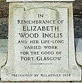 Memorial fountain inscription - geograph.org.uk - 337786.jpg