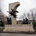 Memorial of Sultan Mehmed II the Conqueror, Fatih Park, Istanbul.jpg