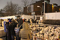 Memorial to November 2015 Paris attacks at French embassy in Moscow 26.jpg
