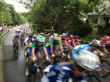 Cycling at the 2015 Pan American Games – Men's road race ...