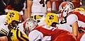 Mentor Cardinals vs. St. Ignatius Wildcats (9694027865).jpg