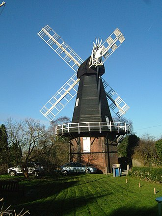 Meopham - Killick's Mill, Meopham