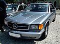 Mercedes-Benz C126 500SEC Jasło.JPG