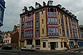 Mers-les-Bains - Quartier Balnéaire - Avenue du Maréchal Foch - View NNE on Rue Duquesne - Grand Urbanisation at the Seaside 1880-96.jpg