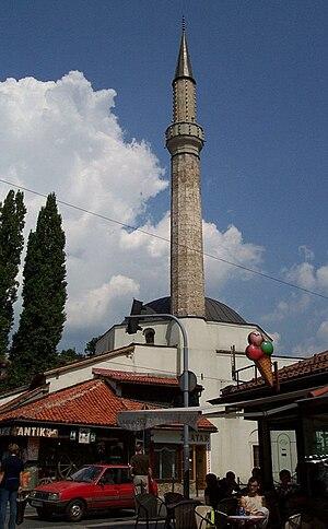 Muslihudin Čekrekčija Mosque - Muslihudin Čekrekčija Mosque