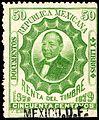 Mexico 1879 documentary revenue 68 DF.jpg