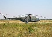 Mi-8T 12411 V i PVO VS, august 04, 2008