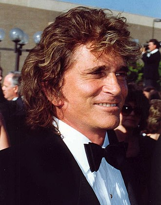 Michael Landon - Landon at the 42nd Emmy Awards Governor's Ball, September 1990