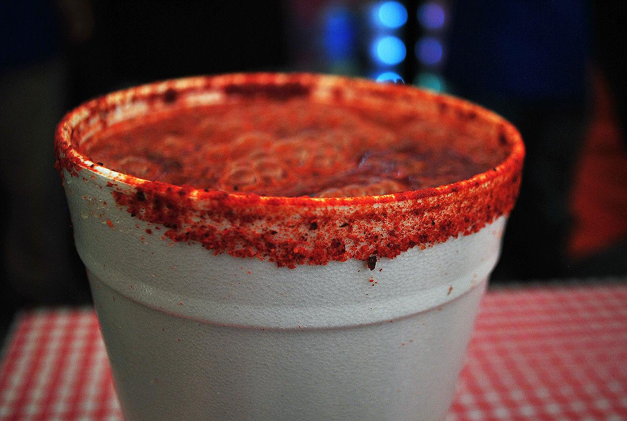 Mexico City Chelada Drinks Safe
