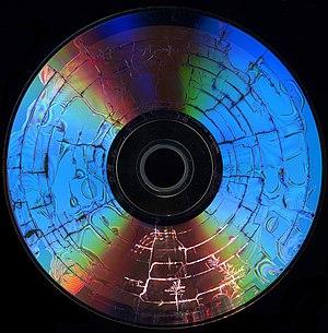 Mircrowaved Disc