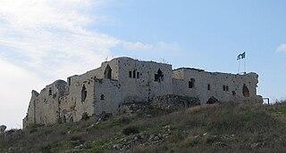 Majdal Yaba Village in Ramle, Mandatory Palestine