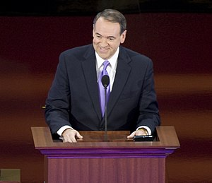 2008 Republican National Convention - Mike Huckabee