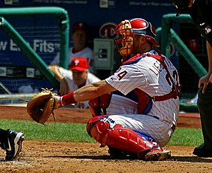 1999 Major League Baseball All-Star Game - Mike Lieberthal