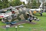 Mil Mi-24A '07 yellow' (24964877908).jpg