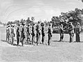 Military unit standing at attention (AM 79449-1).jpg