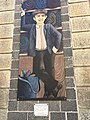 Mill Worker from 1924 - Mural in Almonte (27942789528).jpg
