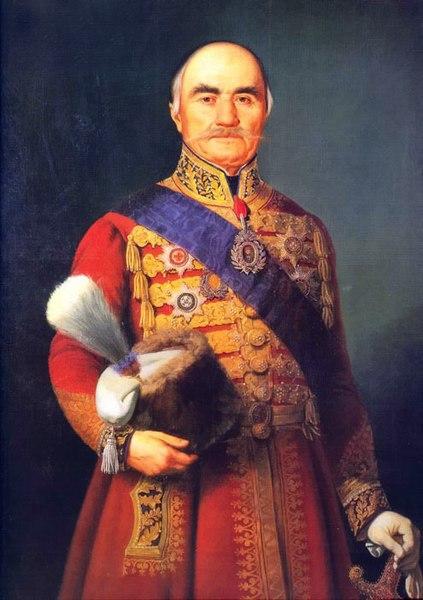 Srbija 423px-MilosObrenovic_1848