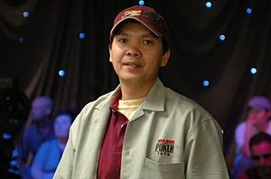 Minh Nguyen - Nguyen in the 2005 World Series of Poker