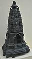 Miniature Temple - Bronze - Circa 7th-12th Century AD - Jhewari - Chittagong - Bronze Gallery - Indian Museum - Kolkata 2012-12-21 2430.JPG