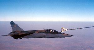 1 Squadron SAAF - Image: Mirage F1AZ no. 218 c