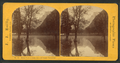 Mirror View of Clouds Rest, Yo Semite Valley, Cal, by Reilly, John James, 1839-1894.png