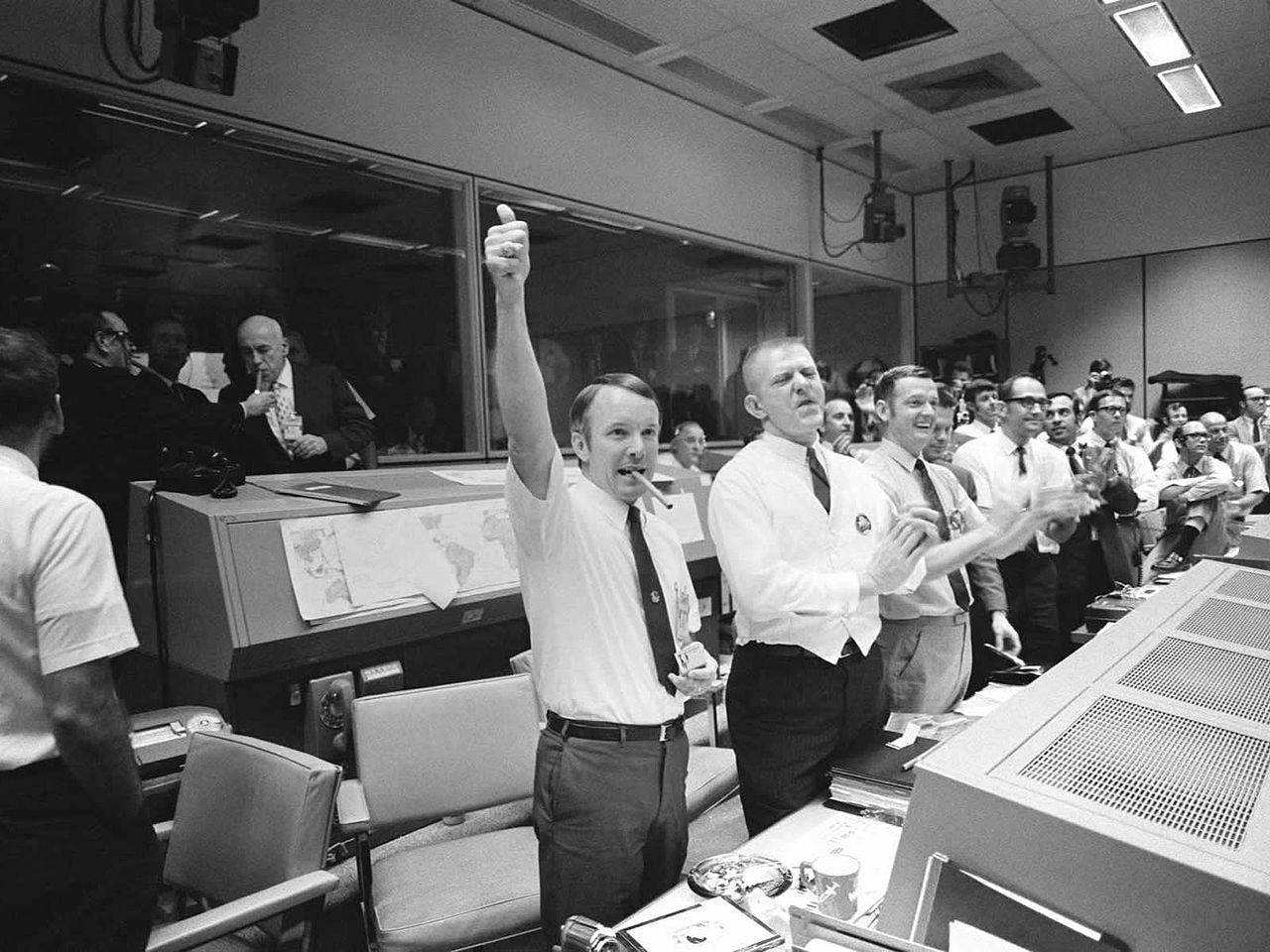 mission control apollo 8 - photo #17