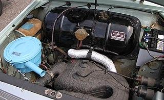 Mitsubishi ME21/24 engine Motor vehicle engine