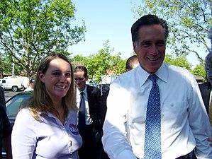 Mitt Romney in Fresno