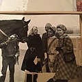 Mme et Mr Sens et leur fille, Françoise.jpg