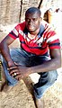 Moama Mahamady Keita, un jeune maraka de Wawa, leader des mouvements de jeunesse de Koundara.jpg