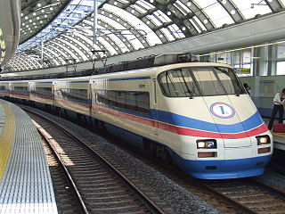 Cityliner (train) train service operated in Japan by Keisei Electric Railway