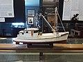 Model boat, Tangier History Museum.jpg
