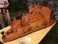 Modell Burg Scharfeneck.JPG