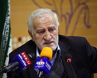 Mohammad Soleimani - Image: Mohammad Soleimani