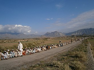 Federally Administered Tribal Areas - Pashtuns in the Baizai area