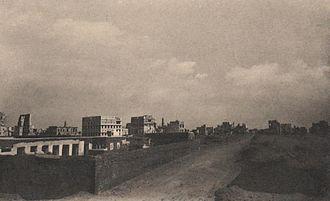 Mocha, Yemen - Mocha during 1900-1910