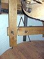 Molen Kilsdonkse molen, Dinther, kap vangbalk ezel.jpg