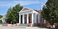 Molochans'k Nimets'ka Shkola 03 Shevchenka (YDS 8689).JPG