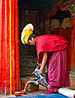 Monk in Tashilhunpo3.jpg