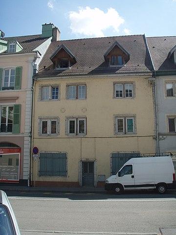 Fichier montb liard fbg besancon 29 jpg wikip dia for Montbeliard besancon