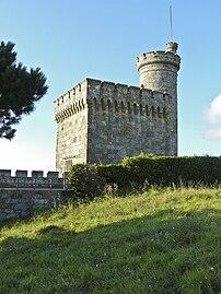 Monterreal - Baiona Torre.JPG