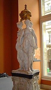 Monument du coeur d'Henri II